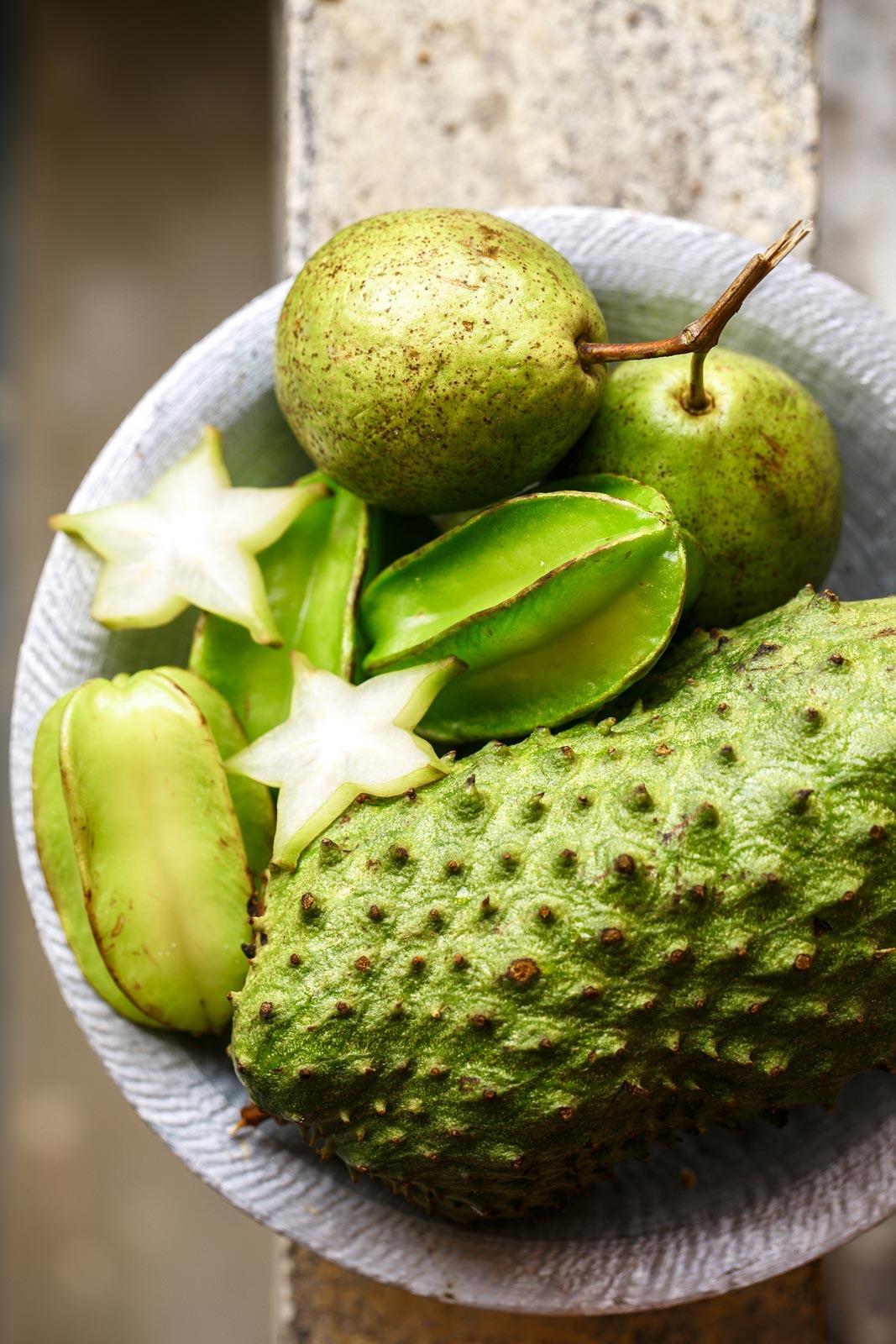 Weird Fruits Of The World 1