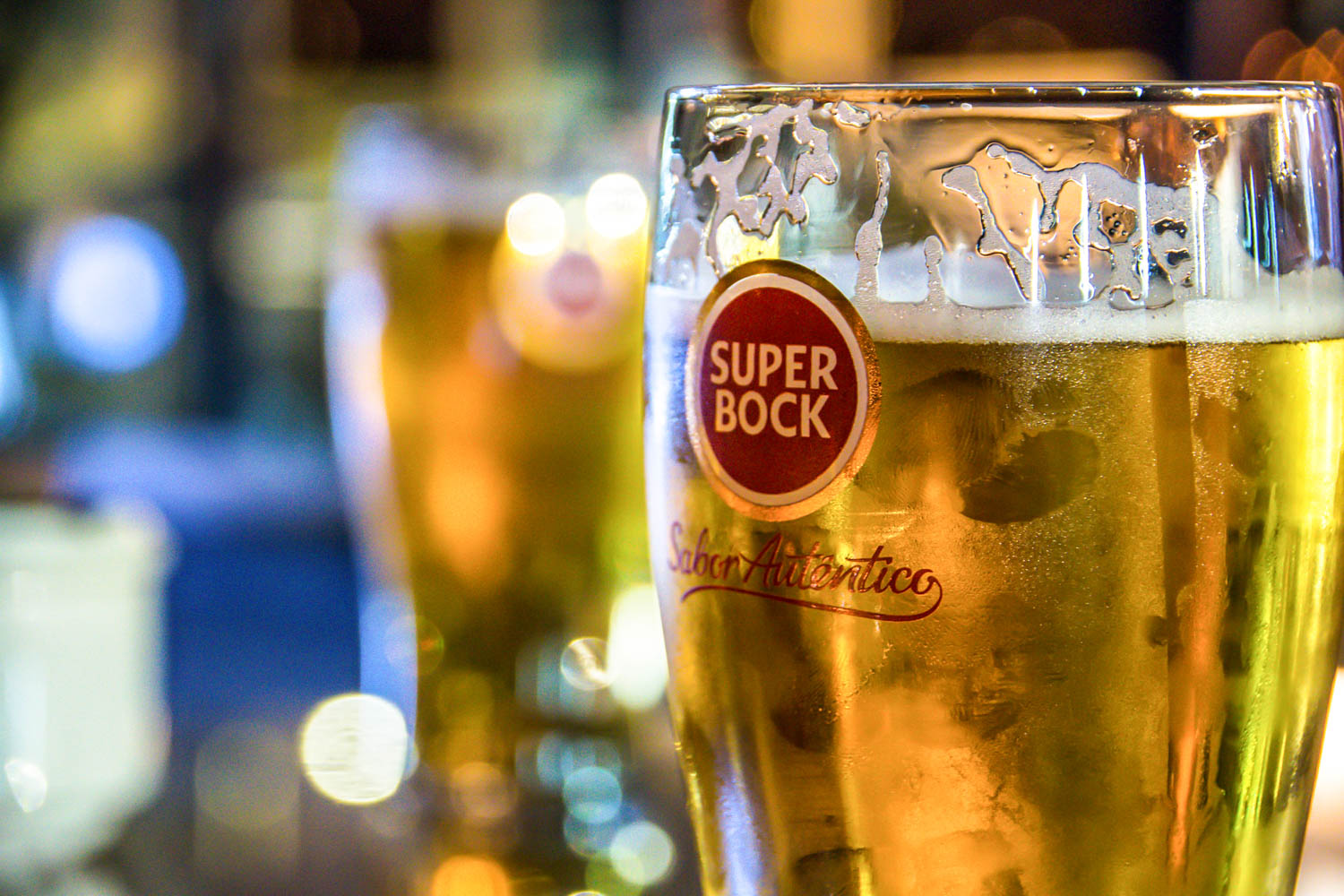 Super Bock is a local beer in Lisbon, discover the other Portuguese food you should eat.