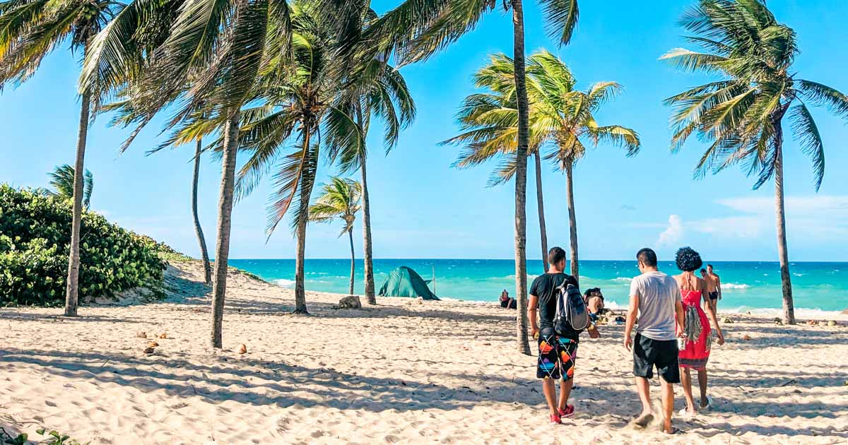 Havana beaches are some of the best beaches in Cuba. Here are the top ones to visit #beach #cuba