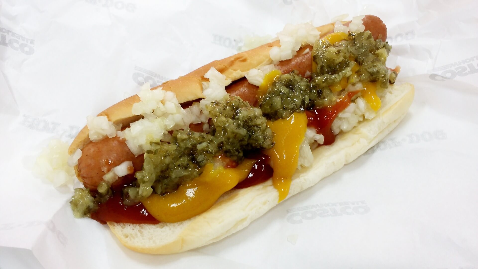 Is a New York City hot dog one of the best sandwiches in the world?