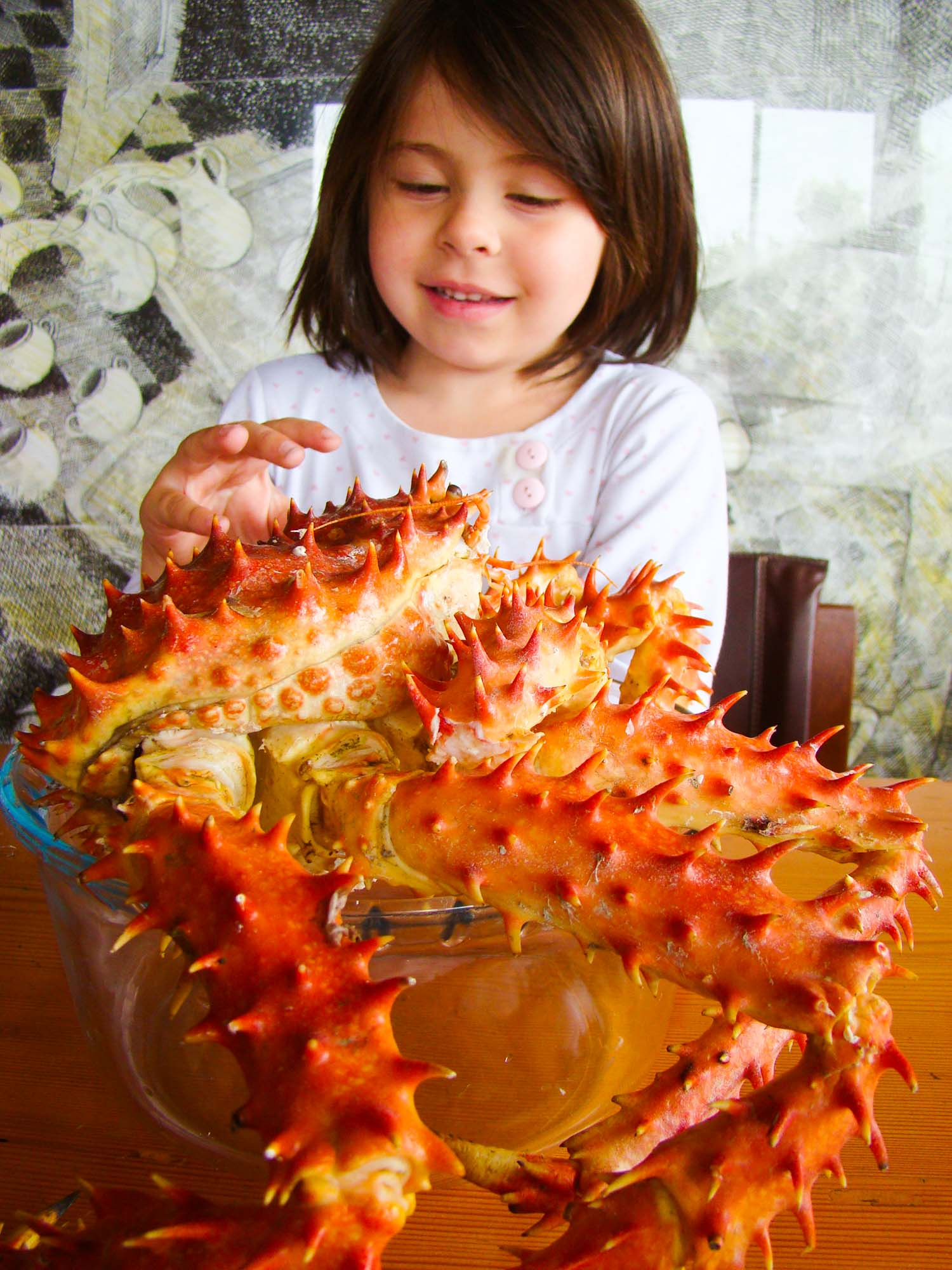 Centolla is Chilean king crab and is a Chilean corn pie and just one of 30 Chilean food that you'll adore.