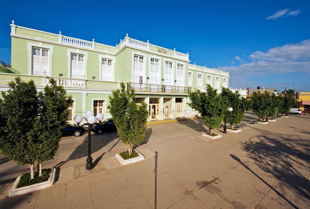 Hotel accommodation in Trinidad Cuba, the Iberostar Trinidad.
