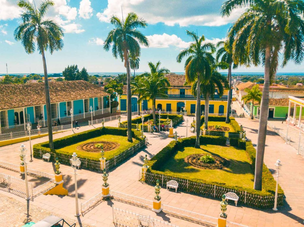 Playa Mayor in Trinidad Cuba is the center of all of the things to do in Trinidad.