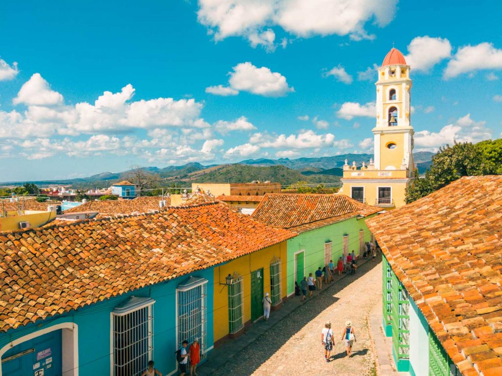 The best things to do in Trinidad Cuba, a UNESCO heritage site.