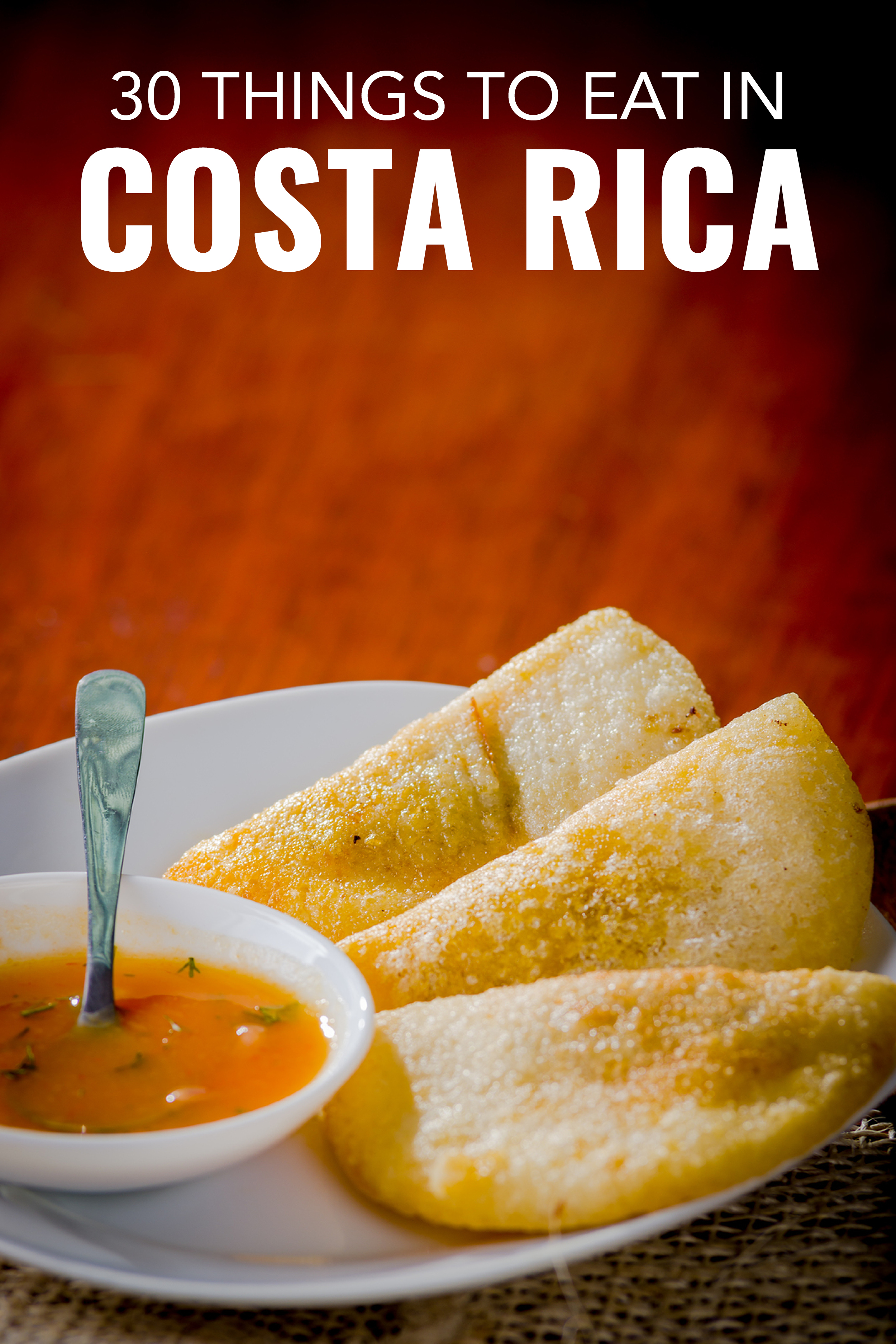 Traditional Costa Rican food. what to eat in Costa Rica