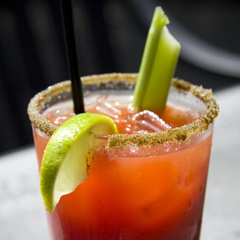 The Caesar Drink