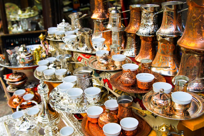 Coffee sets in Bosnia