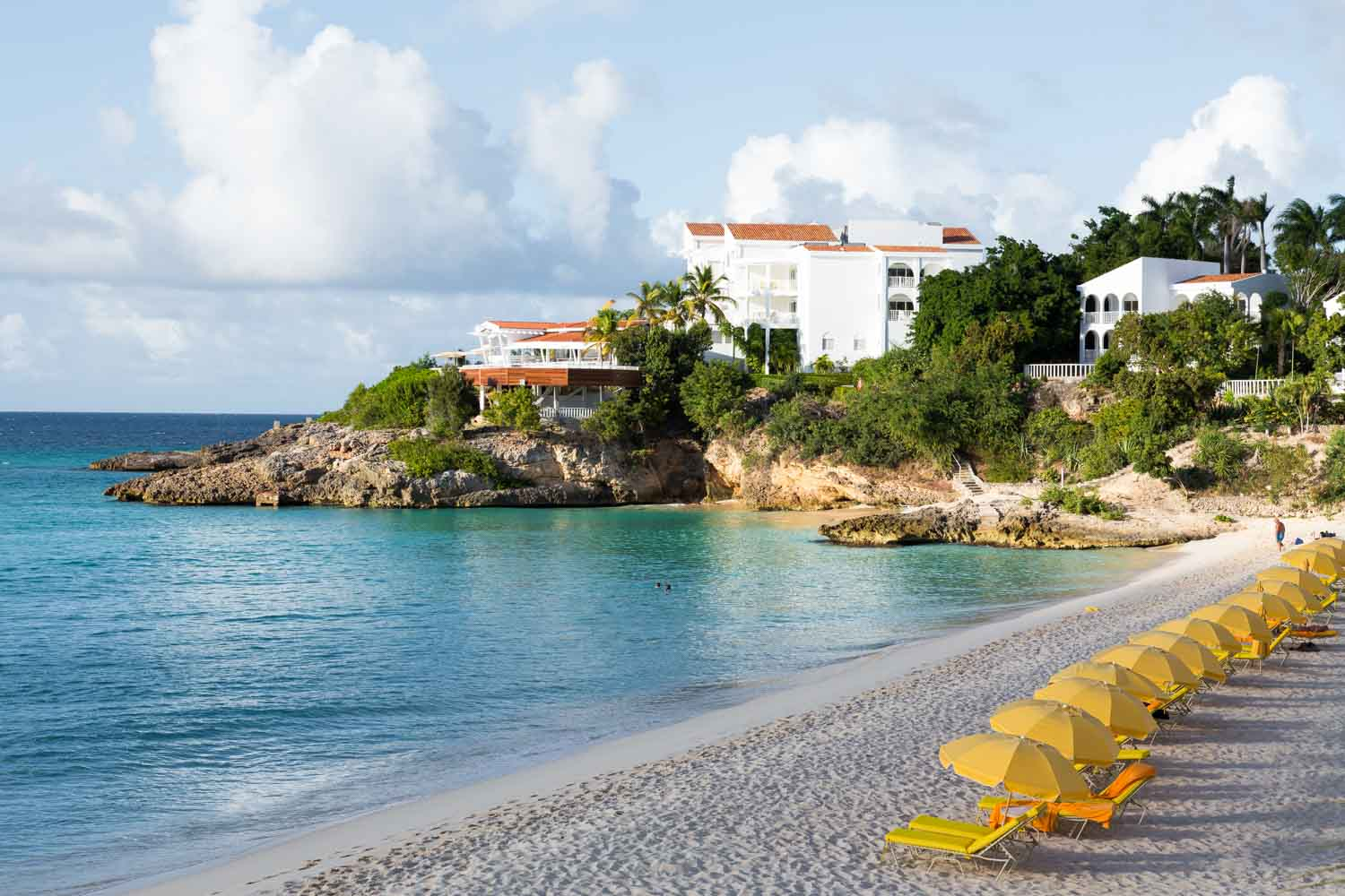 Meads Bay Beach Anguilla