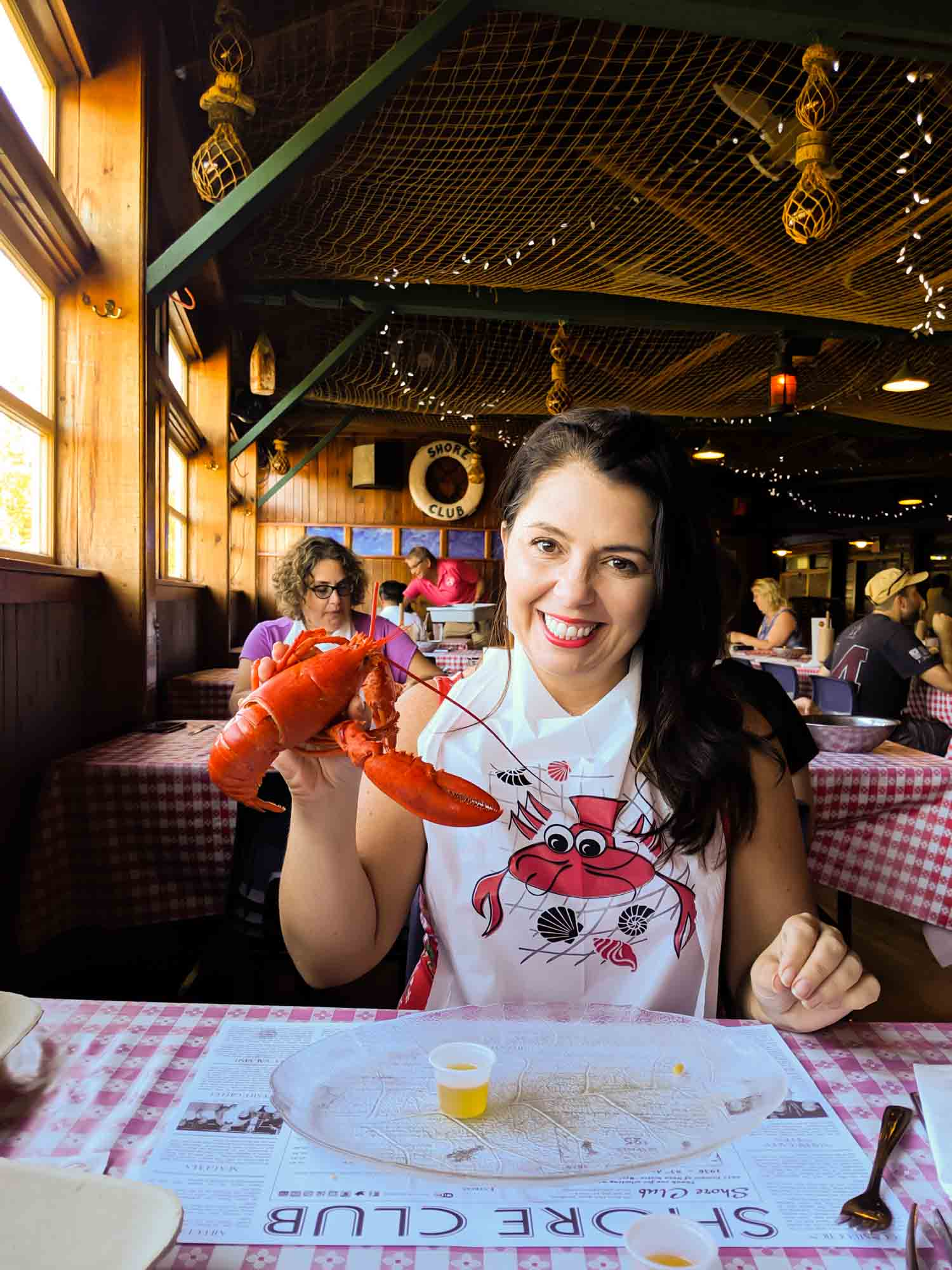 Nova Scotia lobster dinner ayngelina