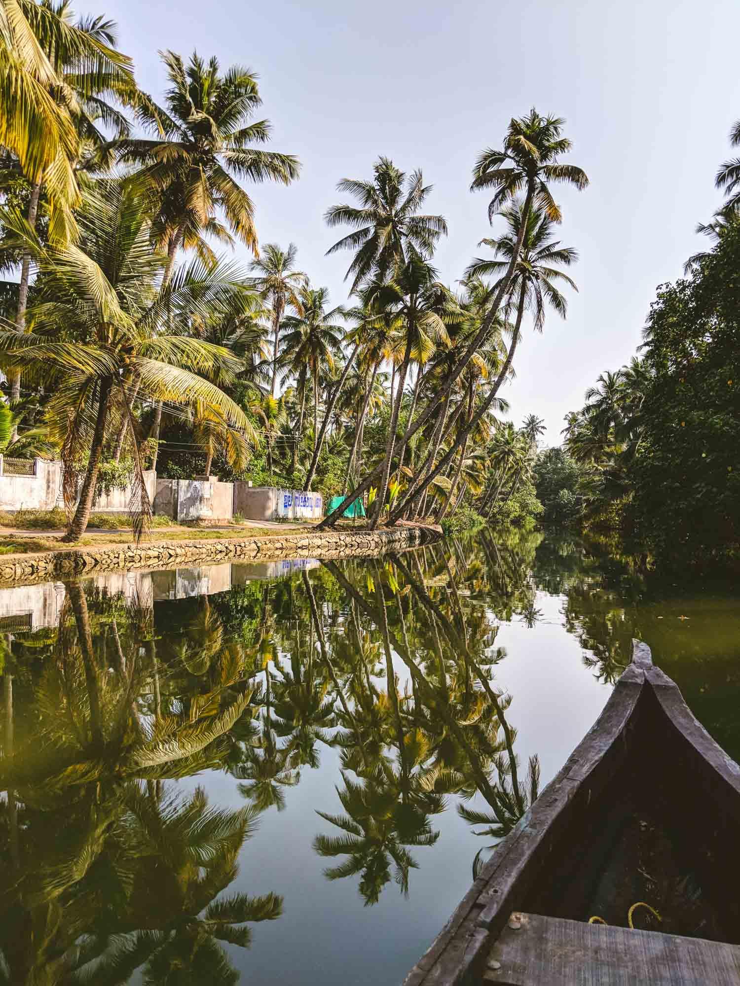 Kerala India Monroe Islands
