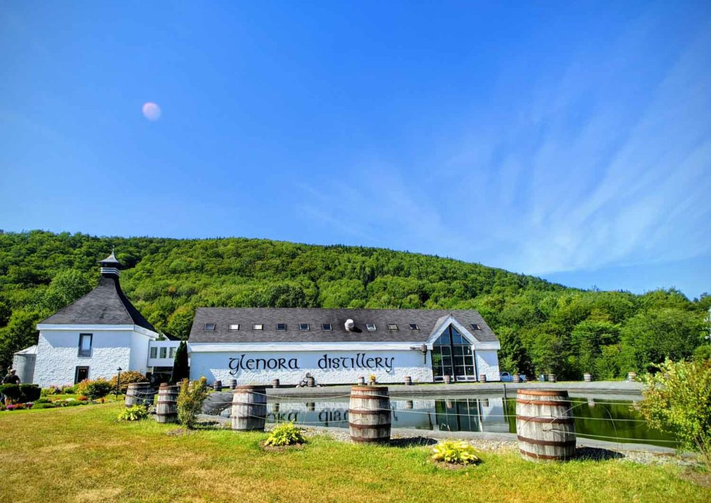 Glenora Inn and Distillery in Glenville Cape Breton Nova Scotia