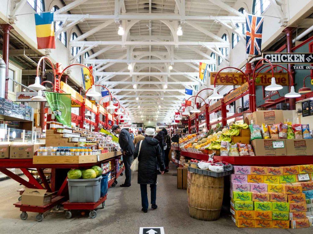 Saint John City Market