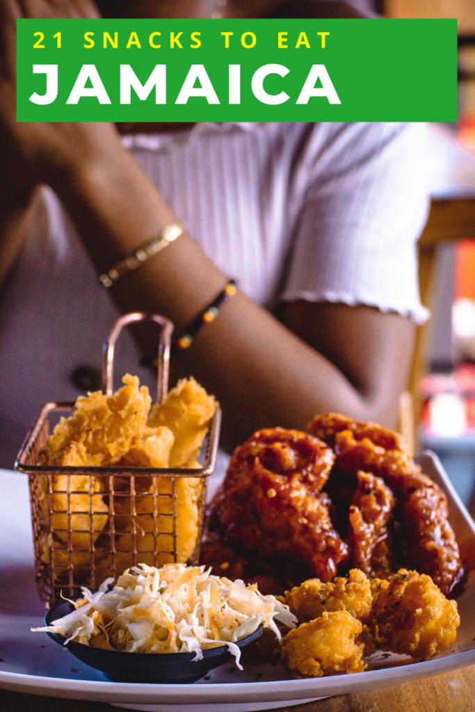 21 Snacks to Eat Jamaica Pin